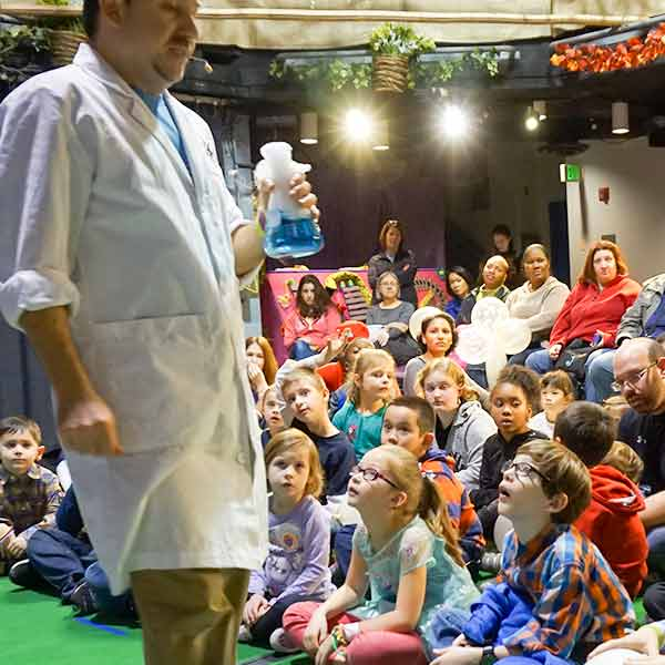 Eric Energy Science Shows for Kids