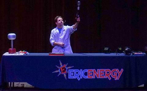 Maryland School Science Entertainer for Assembly shows in Columbia, Ellicott City, Baltimore, Pennsylvania, Virginia, Washington DC