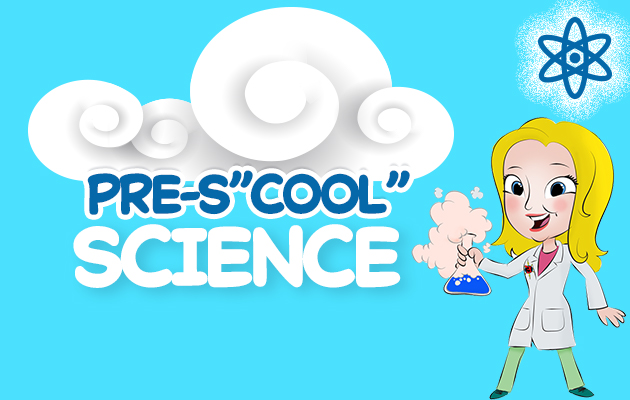 Features dry ice experiments.